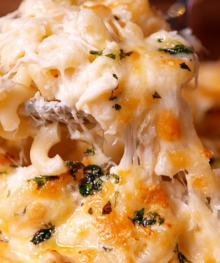 Crab Mac and Cheese Recipe for Mothers Day