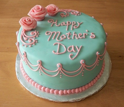 mother's day cake 2017