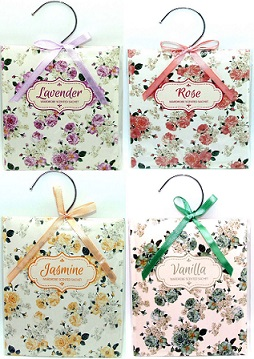 scented wardrobe hangers for mother's day