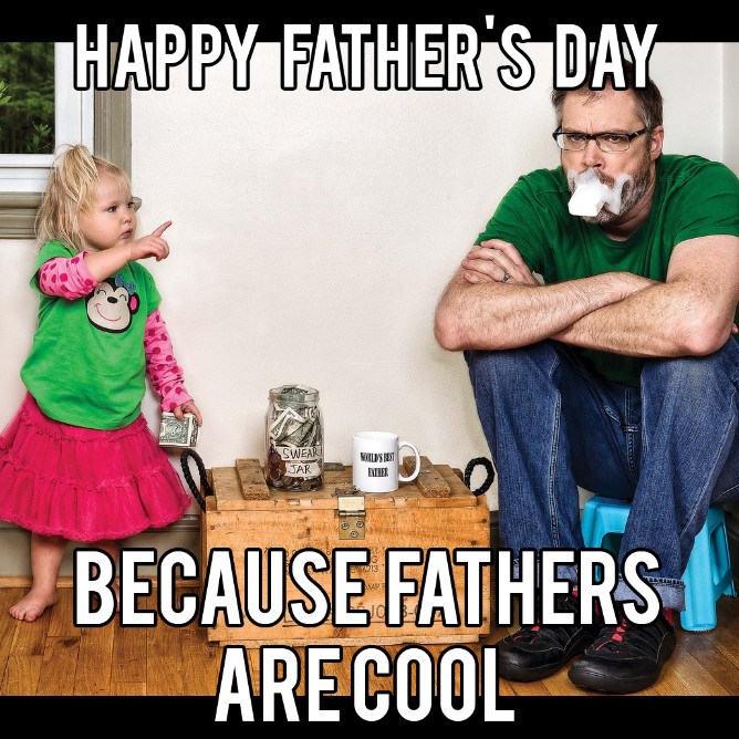 Funny Happy Fathers Day Memes