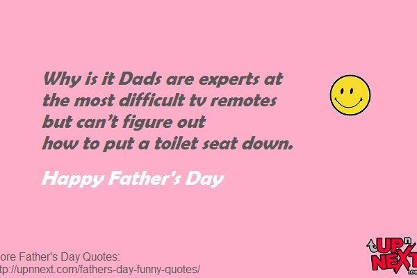 Funny Dad Quotes from Daughter or Son