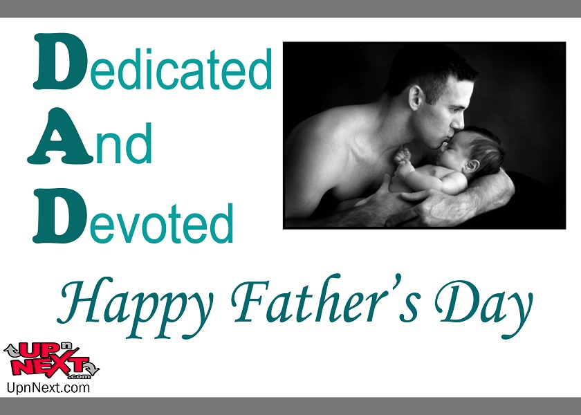 Happy Fathers Day Card for Dad