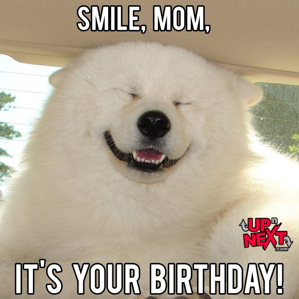 Naughty Happy Birthday Mom Meme