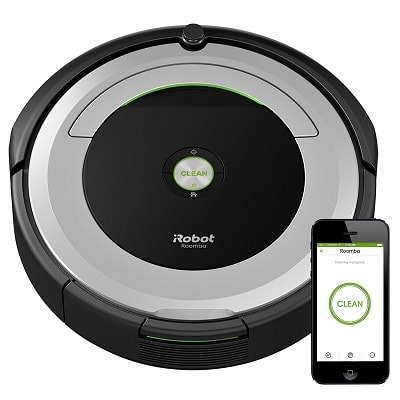 Electronic Robot Vacuum as Mothers Day Gift
