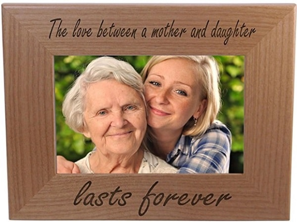 timeless mothers day frame for boyfriends mom