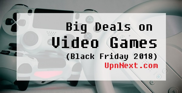 Black Friday Deals on Video Games