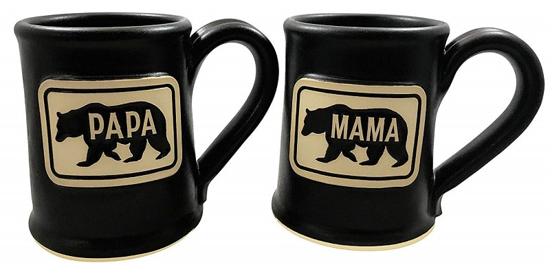Coffee Mugs for Mom and Dad