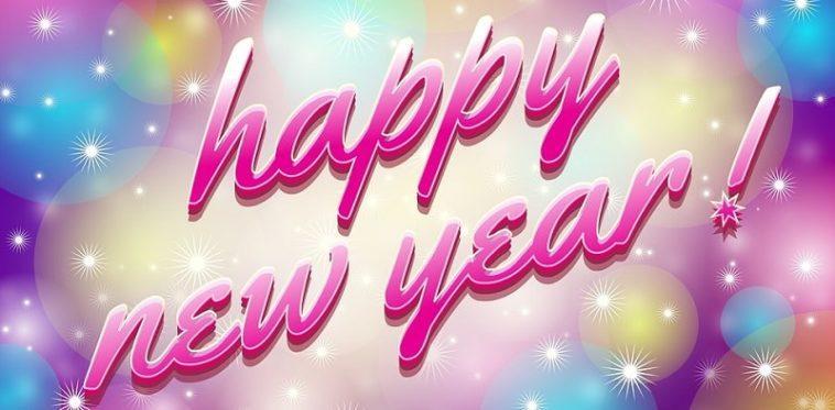 happy new year stuff